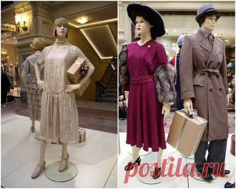Сталинская мода Октябрьская революция 1917 года коренным образом изменила устоявшийся быт страны. Изменилось и отношение к моде. После Первой мировой войны упрощение костюма и переход к массовому промышленному произв...