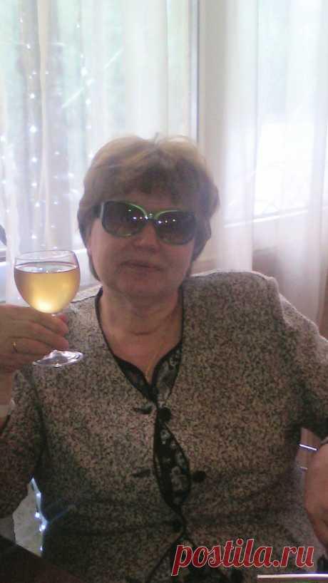 Татьяна Семеновна Ноженькина