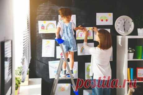 Как поступать с детскими поделками, чтоб не обидеть ребенка: 5 классных идей - Летидор