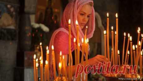 Зачем и как ставить свечи в храме.