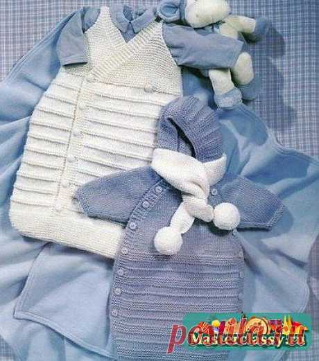 Вязание для новорожденного » Master classy - мастер классы для вас
