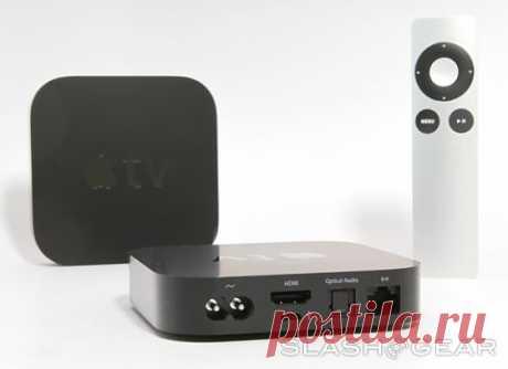 Apple снижает цену на Apple TV из-за Chromecast?