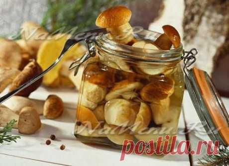 Маринад для грибов на 1 литр воды