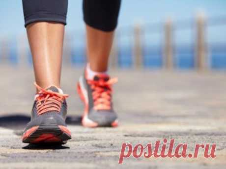 Медики установили, сколько шагов в день нужно делать для сохранения здоровья - mojakuhnja.ru