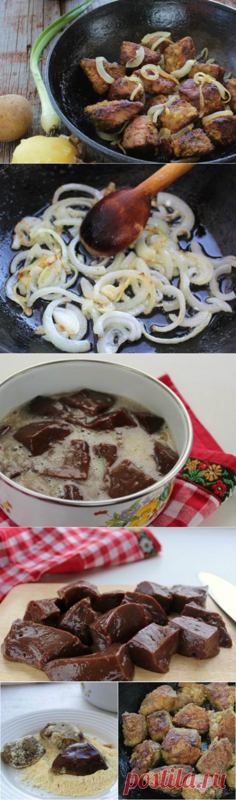 Секретный рецепт приготовления самой нежной и мягкой печени