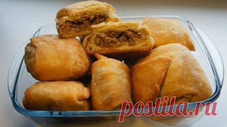 Марокканские слоеные блинчики — Sloosh – кулинарные рецепты
