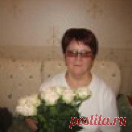 Людмила Сысолятина