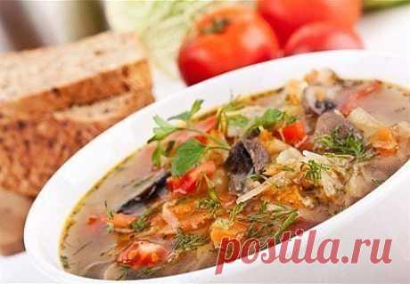 Солянка куриная Ингредиенты: -Лавровый лист... / Еда и напитки / Cook / Pinme.ru / Good_Smile