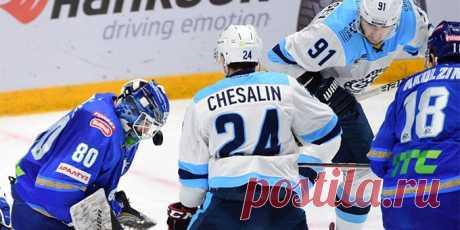 «Сибирь» в Казахстане обыграла «Барыс» 18 февраля – ГЛАС. Команды провели своеобразную репетицию перед стартом грядущего плей-оффОба клуба уже обеспечили себе выход в следующий этап