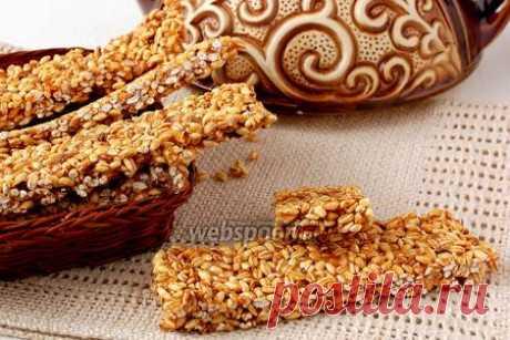 Козинаки из грецких орехов рецепт с фото, как приготовить