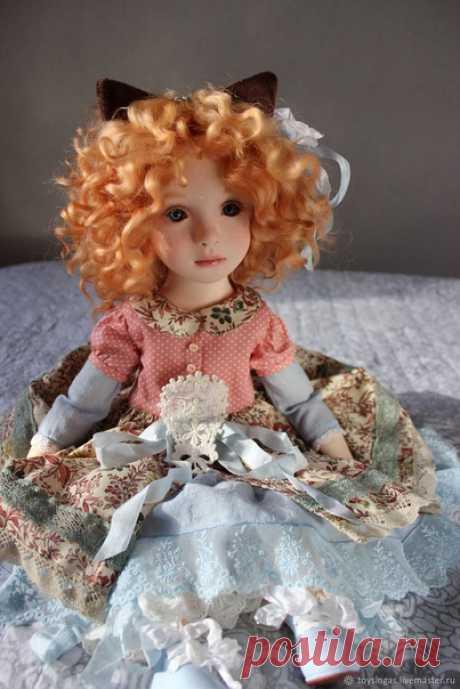 Потрясающие куколки от Инги Киселёвой