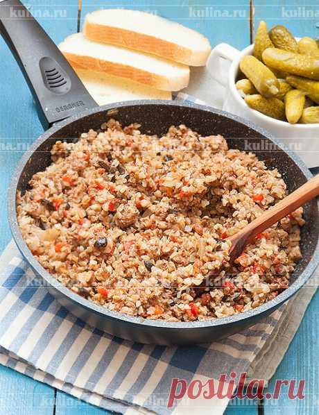 Блюда из гречки: 5 вкусных рецептов на каждый день | Kulina.Ru | Яндекс Дзен