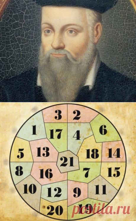 Guessing around Nostradamus