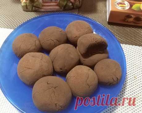 Корейский рецепт шоколадных трюфелей. Нужно всего 2 инредиента | Алина Калинина Простые рецепты | Яндекс Дзен
