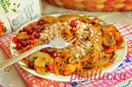 Tasty fast porridges - 5 recipes