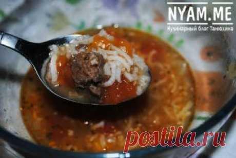 Вкуснейший рецепт супа Харчо (рецепт с фото) | Кулинарный блог Танюхина | Nyam.Me