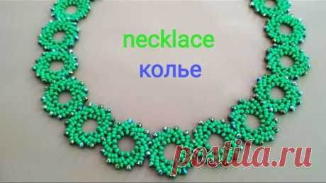 Necklace. МК колье