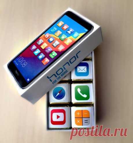 Шокобоксы Айфон – купить в Москве, цена 400 руб.