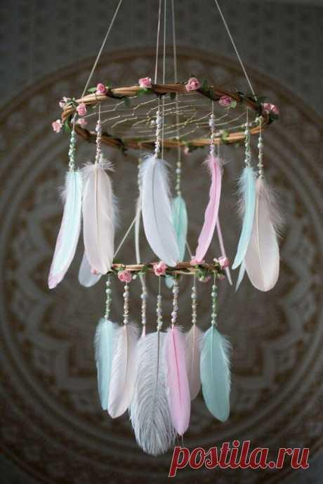 Как покрасить перья в домашних условиях ~ Свое рукоделие