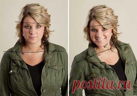 6 советов, чтобы хорошо выглядеть на фотографиях