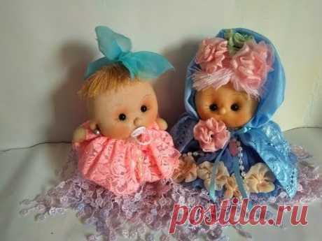 Кукла из капрона. Кукла в чулочной технике. Мастер класс. MUÑECA DE CALSETIN. ESTILO SOFT