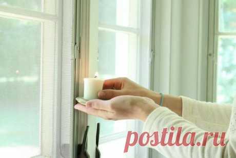 Как утеплить пластиковые окна на зиму своими руками, внутри с комнаты: фото