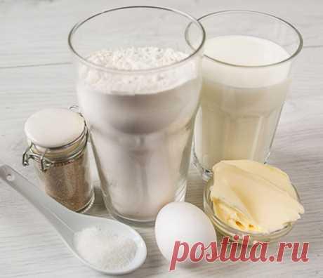 Королевские булочки | Вкусный блог - рецепты под настроение