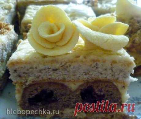 "Торт-пляцок ""Королевский"" - Хлебопечка.ру"