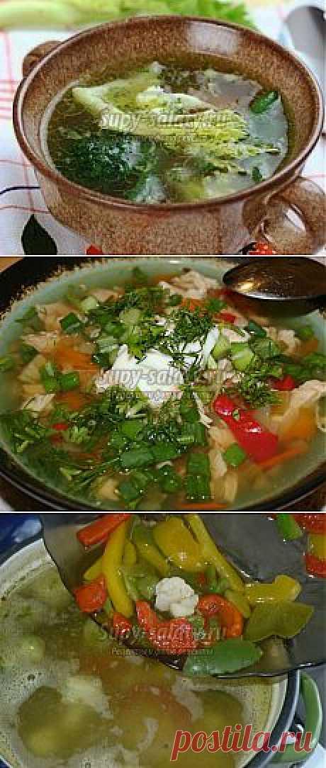 Поиск на Постиле: супы для похудения