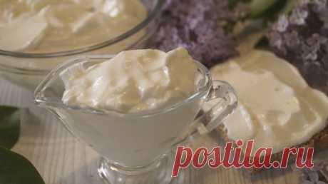 La mayonesa con leche sin huevos. Resulta siempre, se Prepara en 30 segundos - las recetas Simples Овкусе.ру