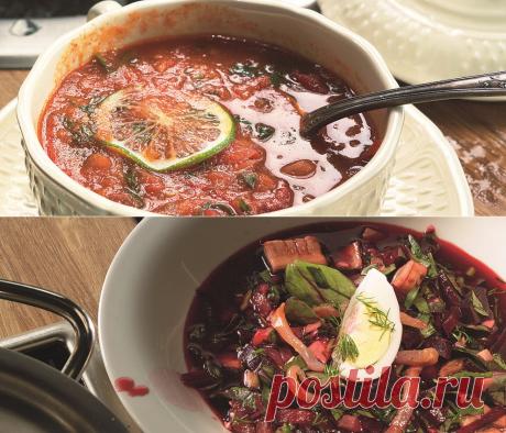 Холодные супы - на сайте «Афиша-Еда»