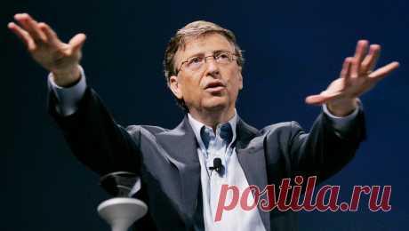 2020-Билл Гейтс предупредил о риске новой пандемии Основатель Microsoft Билл Гейтс заявил, что человечество ждет появление новой пандемии. Об этом он рассказал в подкасте, опубликованном на GatesNotes .