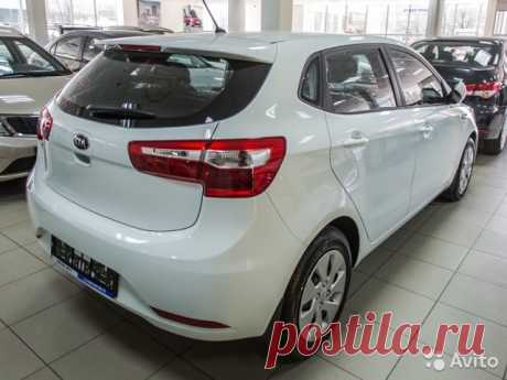 KIA Rio, 2015 to buy in Moscow on Avito — Announcements on the website Avito