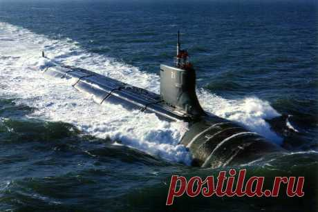"""США хотят разместить """"Морских волков"""" на подземной базе в Норвегии — Российская газета"""
