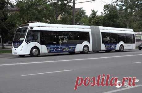 По улицам столицы курсирует электробус (ФОТО) С сегодняшнего кишиневцы могут пользоваться новым видом общественного транспорта, который пока является экспериментальным. На улицах столицы...