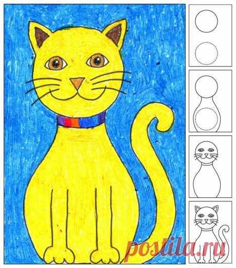 Курс рисования для детей и начинающих. | Погода в доме | Яндекс Дзен