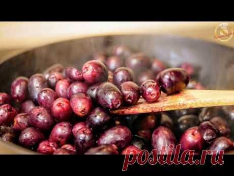 Новый рецепт ВИНОГРАДНОГО варенья,цыганка готовит.