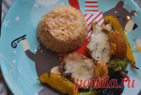 Рецепт риса на гарнир, который полюбит вся семья. | Домик на берегу поля | Яндекс Дзен