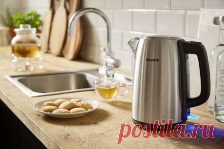Как легко убрать накипь у всех видов чайников | Очумелки | Яндекс Дзен