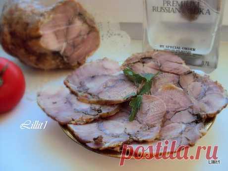 Холодные мясные закуски | Территория Вкуса