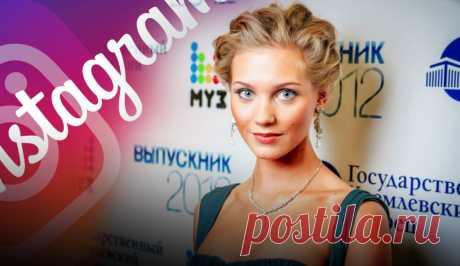 Пользователи Инстаграм пришли в восторг от фото Асмус после душа | Листай.ру ✪