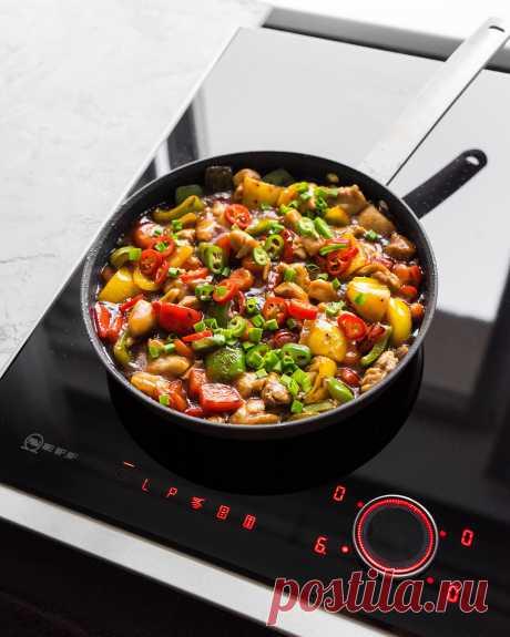 Мясо (курица) в кисло-сладком соусе | Andy Chef (Энди Шеф) — блог о еде и путешествиях, пошаговые рецепты, интернет-магазин для кондитеров |
