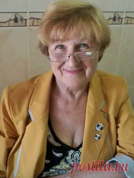 Вера Магдюк (Сарафанова)