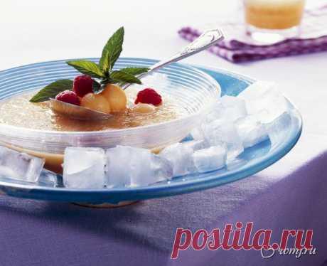 ТОП-10 рецептов холодных супов для жаркого лета | www.wmj.ru