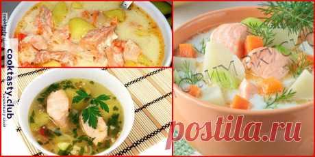 3 супа из рыбы: полезно и ооочень вкусно! . Милая Я