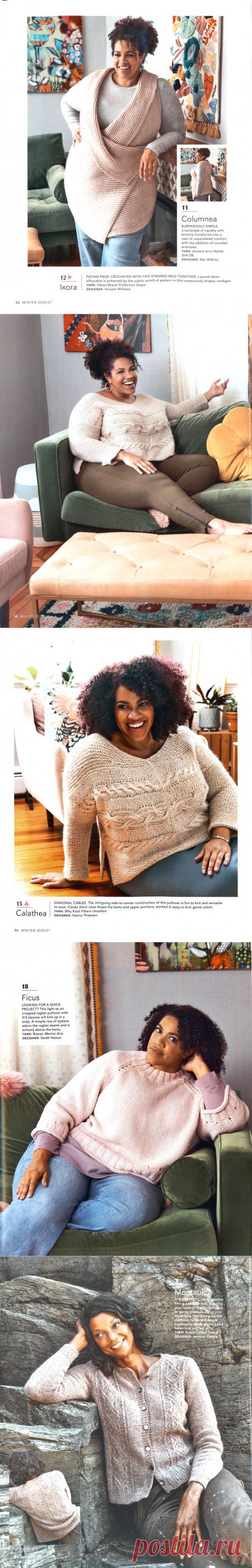 Vogue Knitting Winter 2020/21