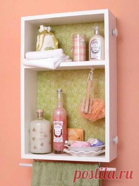 20 отличных идей использования старых мебельных ящиков / Домоседы