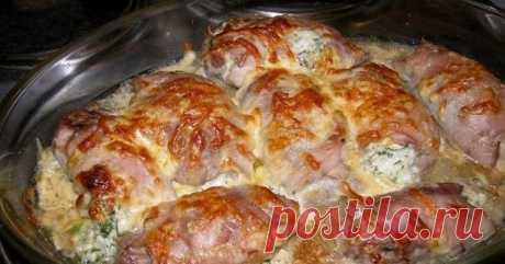 Мясные рулетики — Sloosh – кулинарные рецепты
