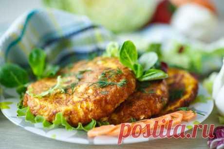 Куриные котлеты с кабачком — летнее блюдо на радость фигуре