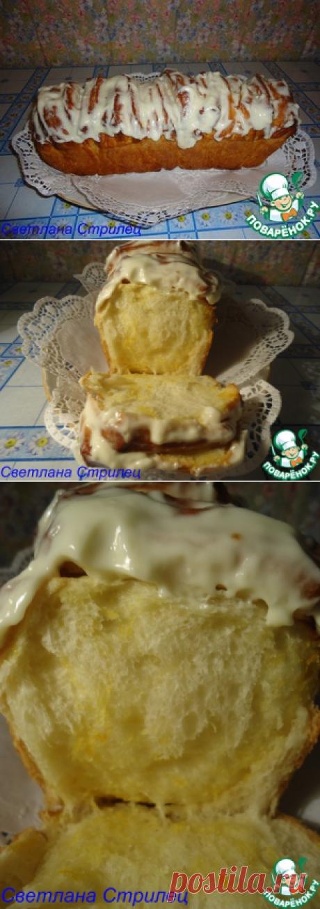 Лимонный пирог к кофе - кулинарный рецепт